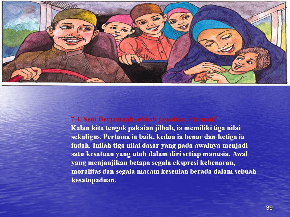 40 MODUL PAI 8.MASYARAKAT MADANI DAN KESEJAHTERAAN UMAT 8.1.