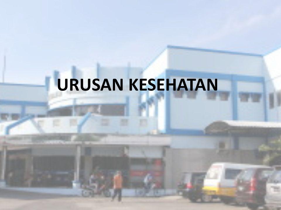 URUSAN KESEHATAN