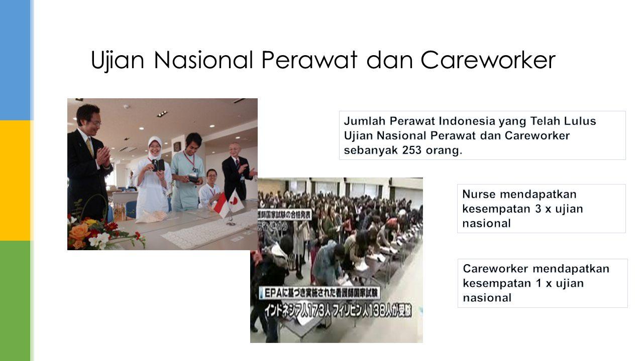 Ujian Nasional Perawat dan Careworker