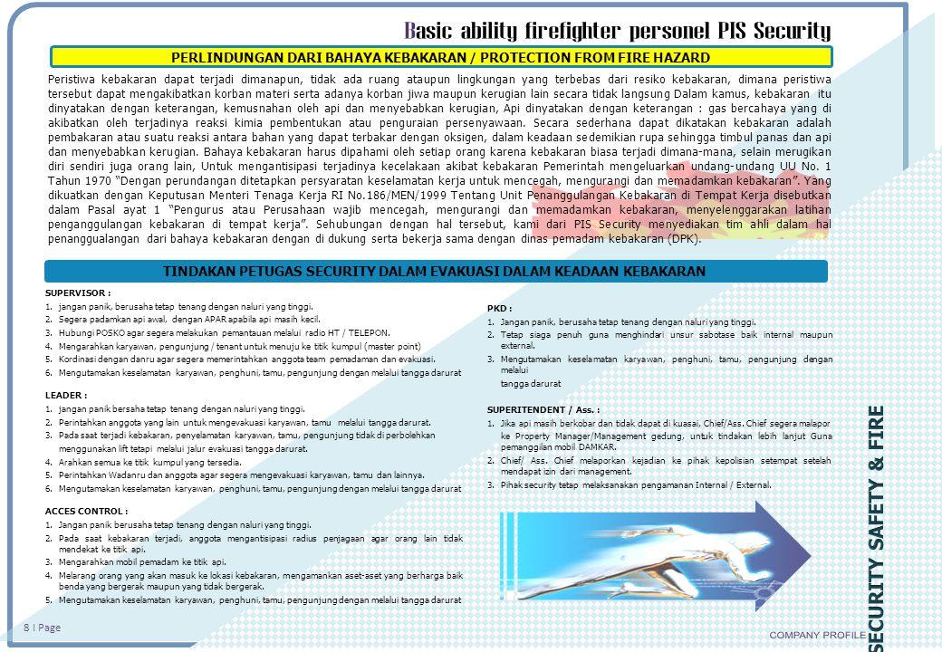 9 I Page  Min SLTA atau sederajat  Surat dari dokter  KTP  Riwayat Hidup  SKCK Dari Kepolisian yang berlaku  Sertifikasi bagi yang pengalaman Seleksi Lamaran 1  TB.
