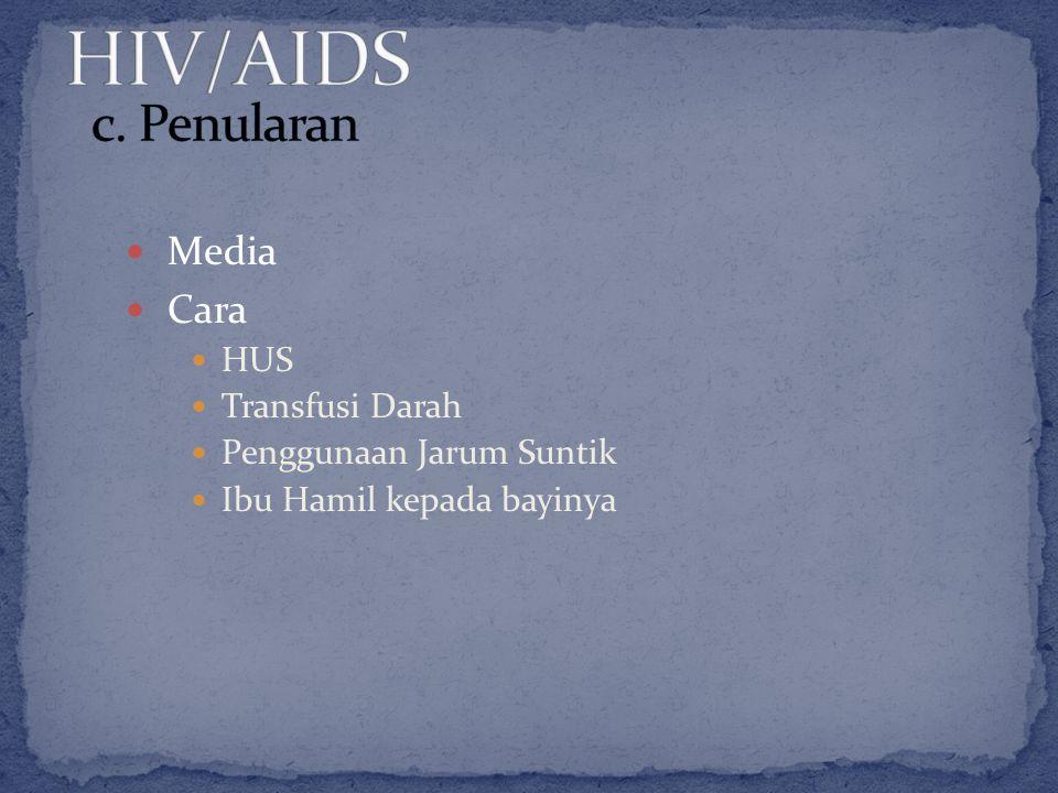 Media Cara HUS Transfusi Darah Penggunaan Jarum Suntik Ibu Hamil kepada bayinya