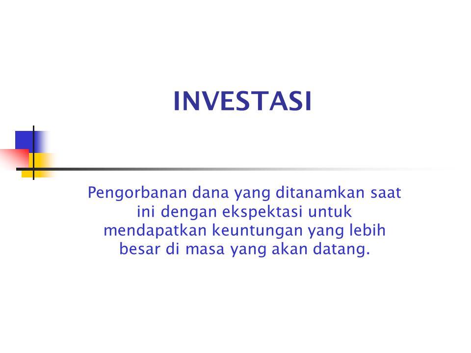 Karakteristik Analisis: Investor adalah rasional Mempelajari hubungan harga saham dengan kondisi pasar Asumsi: Nilai saham mewakili nilai perusahaan untuk meningkatkan nilai di kemudian hari.