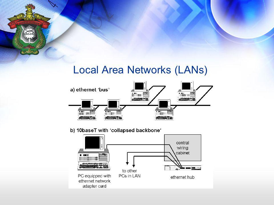 Munculnya eBusiness Dengan the WorldwideWeb (www) dalam keberadaan dan kebanyakan ISP (penyedia layanan Internet) untuk mempromosikannya, penggunaan Internet menggelegar dari tahun 1995.