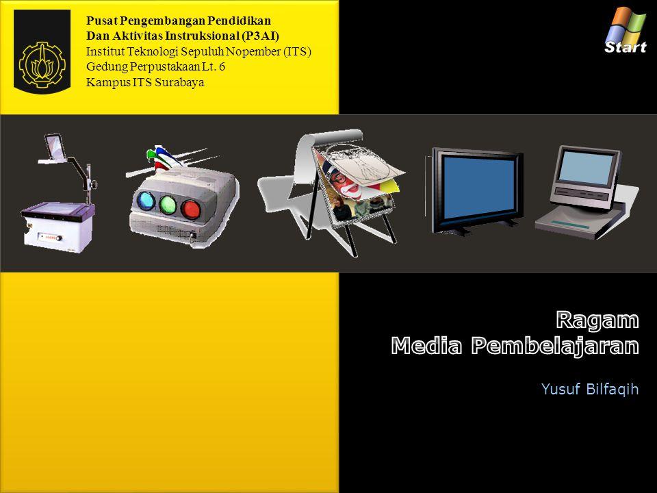 Pusat Pengembangan Pendidikan Dan Aktivitas Instruksional (P3AI) Institut Teknologi Sepuluh Nopember (ITS) Gedung Perpustakaan Lt.