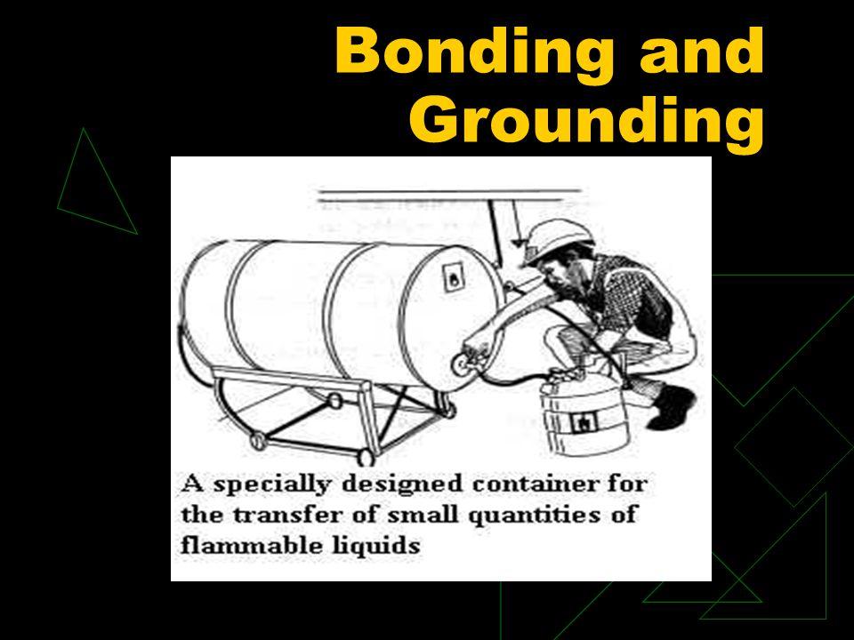Bonding and Grounding