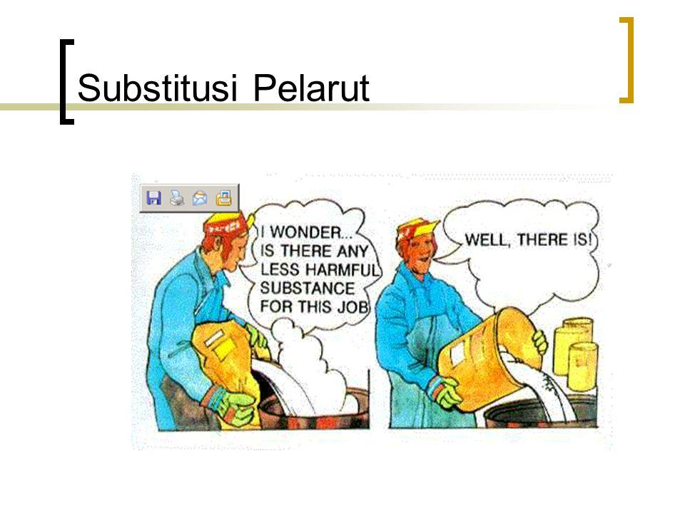 Substitusi Pelarut