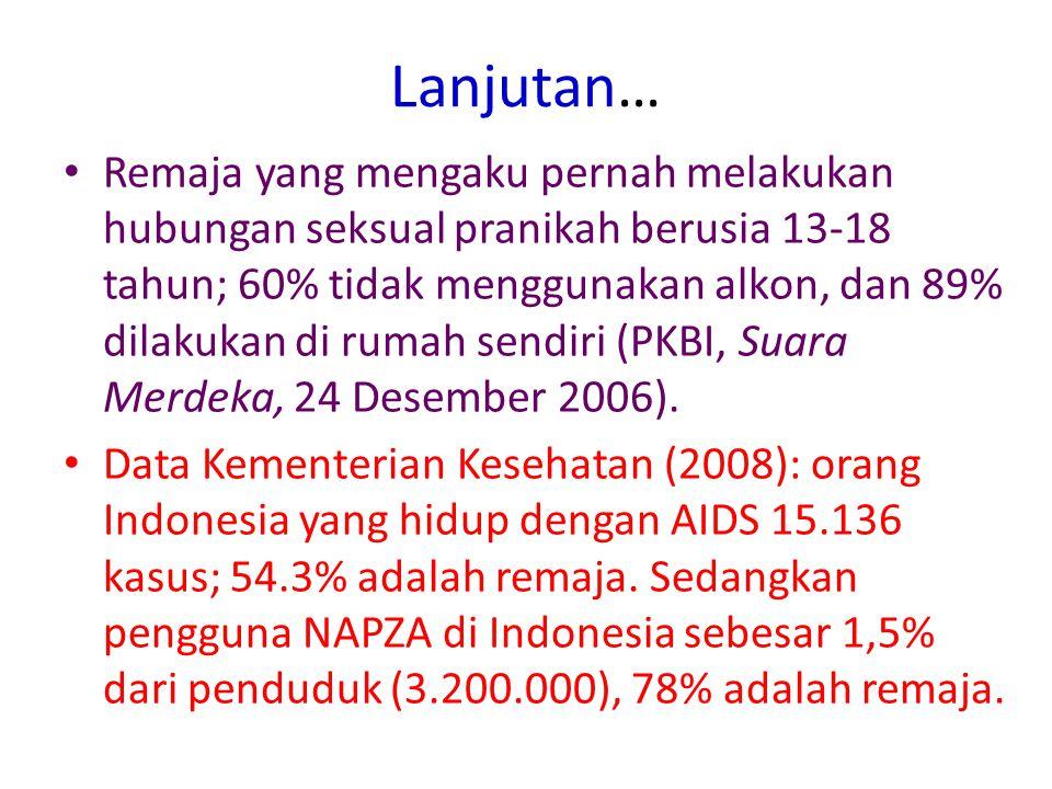 Prolog Indonesia termasuk negara yang sangat unik dan multi-sosial kurltural. Permasalahan (problem, krisis, penyakit) yang dihadapi bangsa ini sunggu