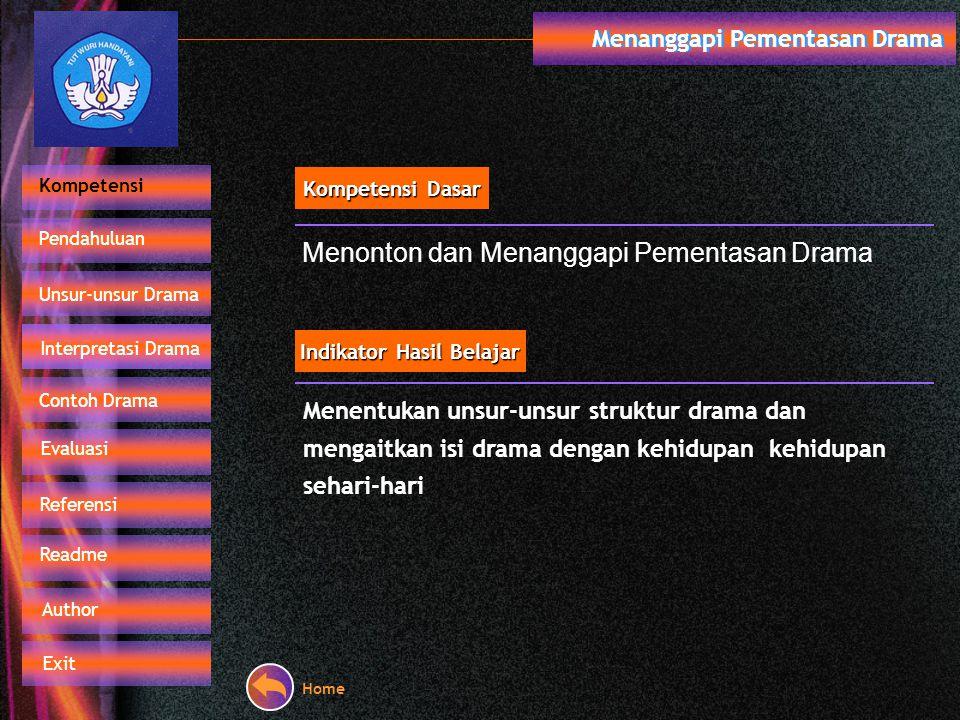 Menanggapi Pementasan Drama 19750915 200501 1 010 NIP SMA NEGERI 1 GONDANG Nama Sekolah Jl. Wisma Praja Gondang Telp. (0271) 887113 Alamat Sekolah .