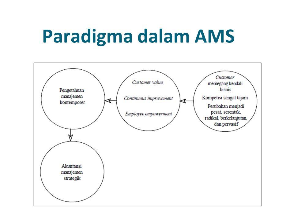 Paradigma dalam AMS