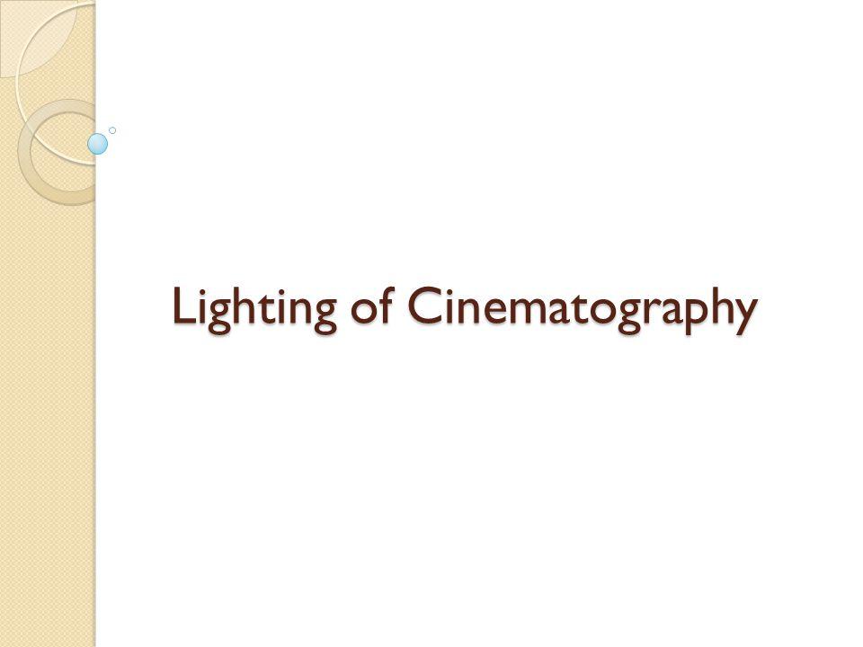 -Untuk membuat pilihan pencahayaan dan kamera saat merekam gambar.