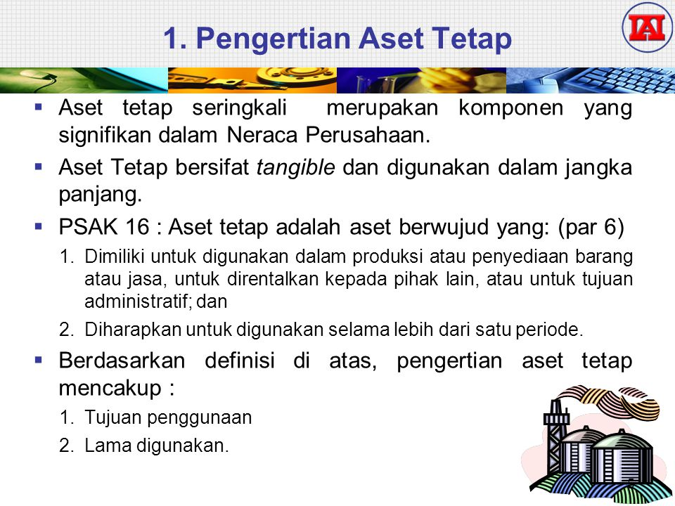  Revaluation reserve is frozen and accounted for in accordance with IAS 16 subsequently Properti Investasi Properti yang dimiliki sendiri Fair Value Model 6.