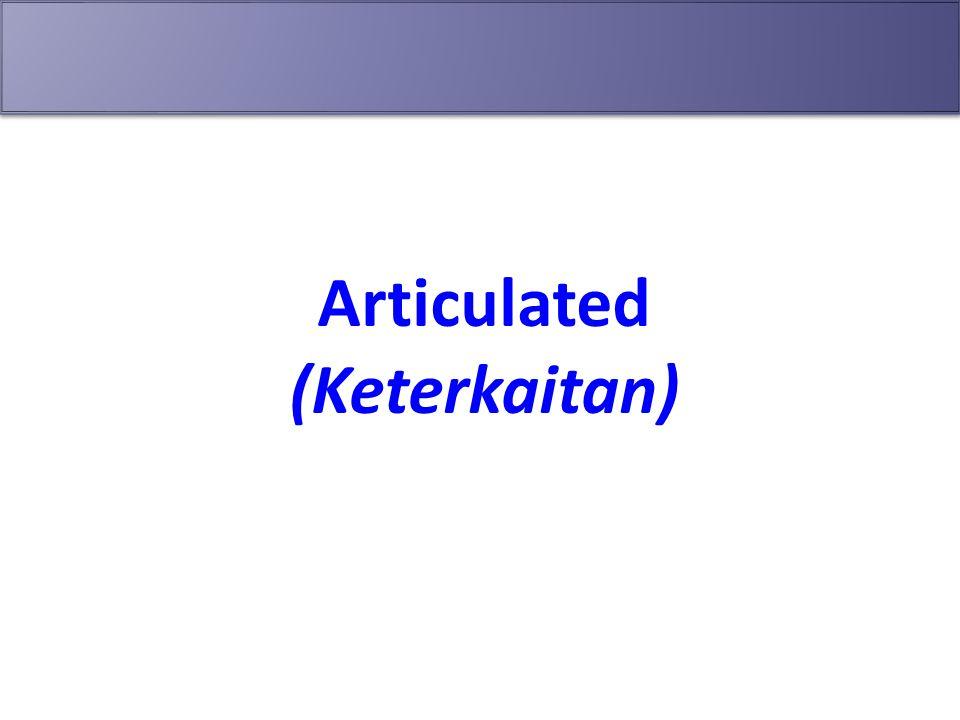 79 Articulated (Keterkaitan)