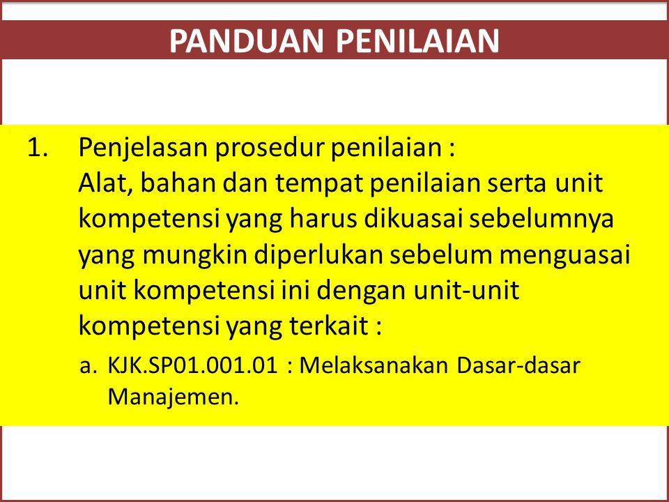 Inventarisasi Ketentuan dan Aturan KJK Pemanfaatan cadangan risiko.