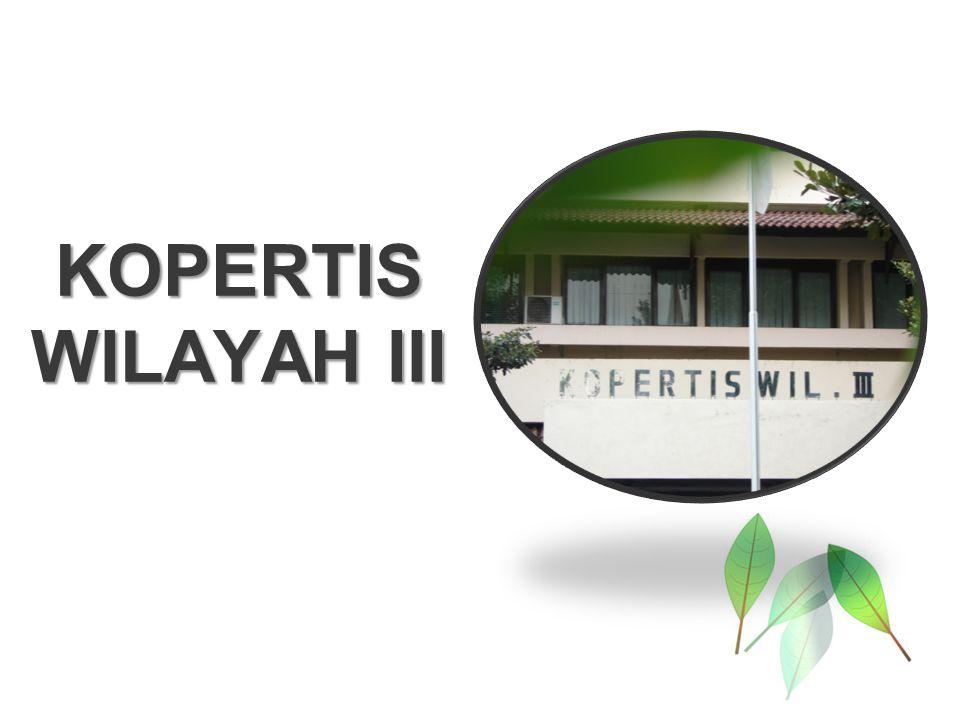 KOPERTIS WILAYAH III