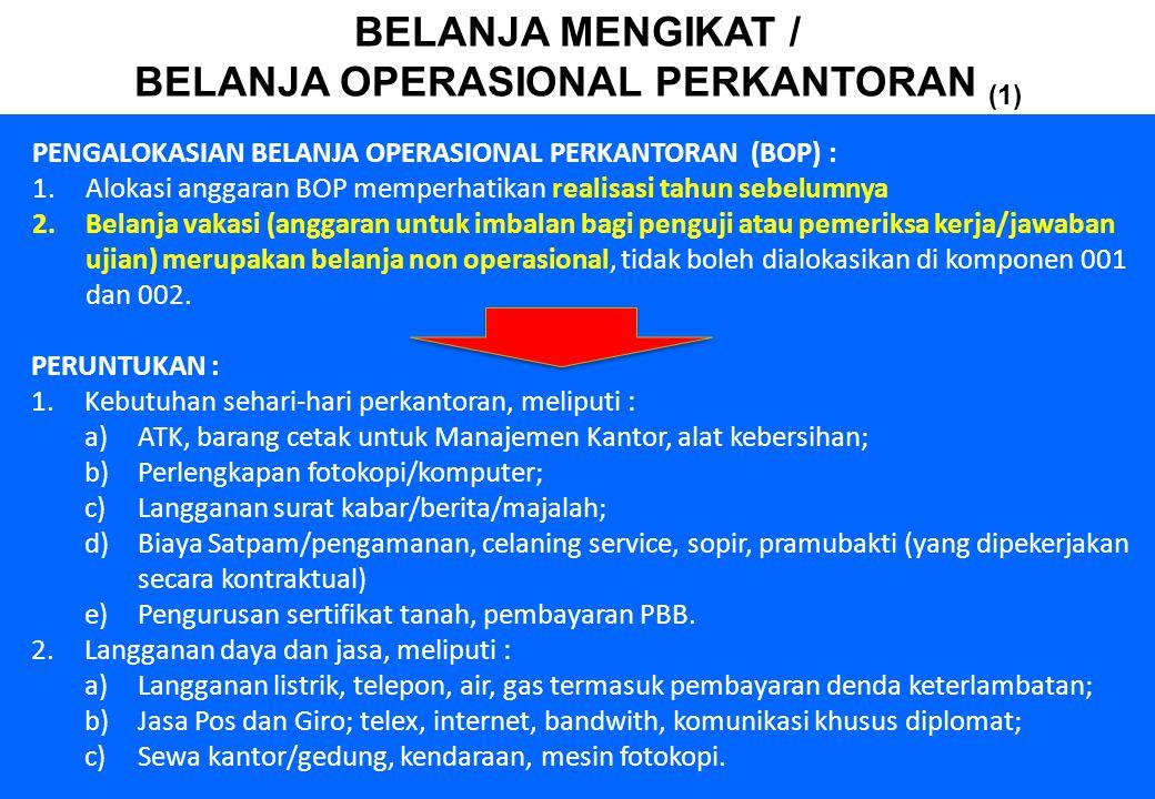 18 Dasar Hukum: 1.Surat Menteri Keuangan No.