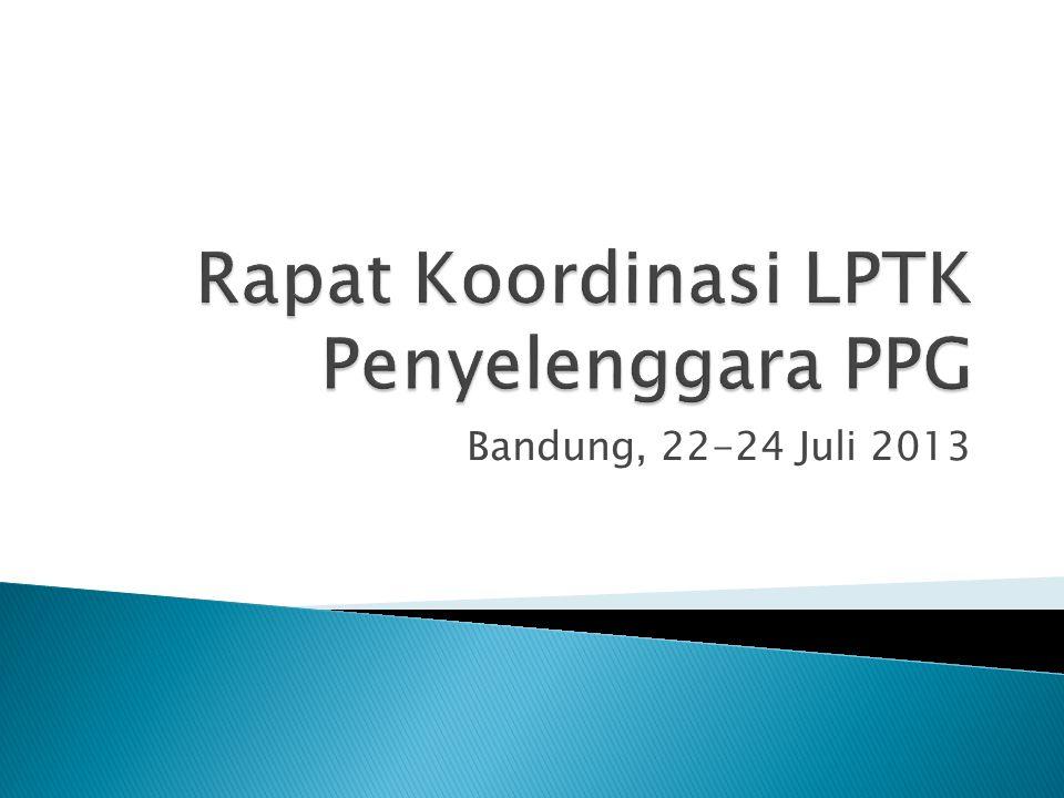 Bandung, 22-24 Juli 2013