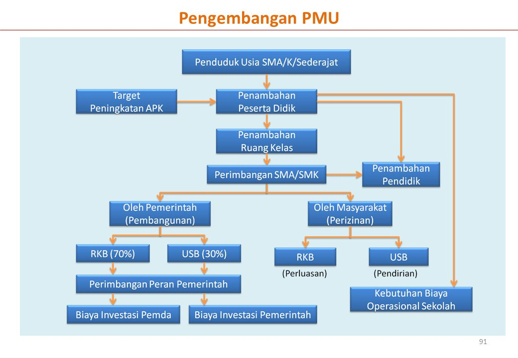 91 Pengembangan PMU