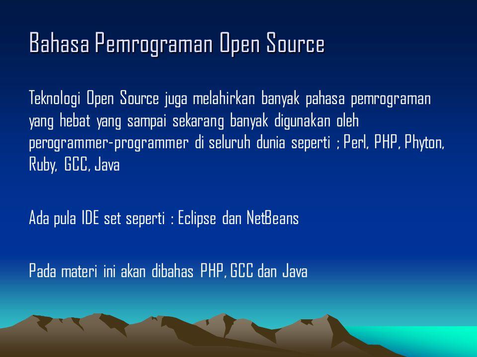 Bahasa Pemrograman Open Source : Java Perusahaan baru ini bertambah maju dan jumlah karyawan meningkat dari 13 orang menjadi 70 orang, Pada rentang waktu ini juga diterapkan pemakaian internet sebagai medium yang menjebatani kerja dan ide antar karyawan.