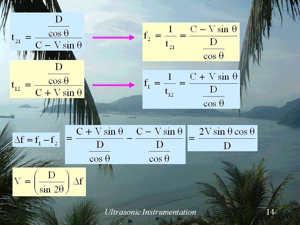 Ultrasonic Instrumentation14