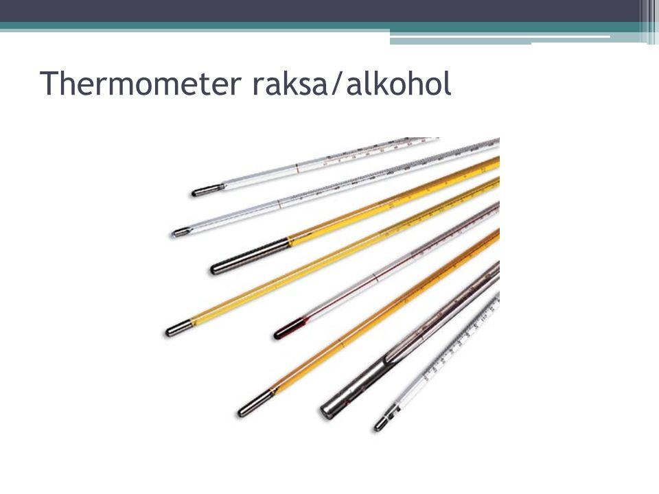 Thermometer raksa/alkohol