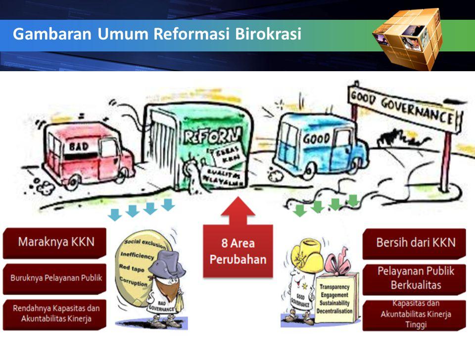 2 Gambaran Umum Reformasi Birokrasi