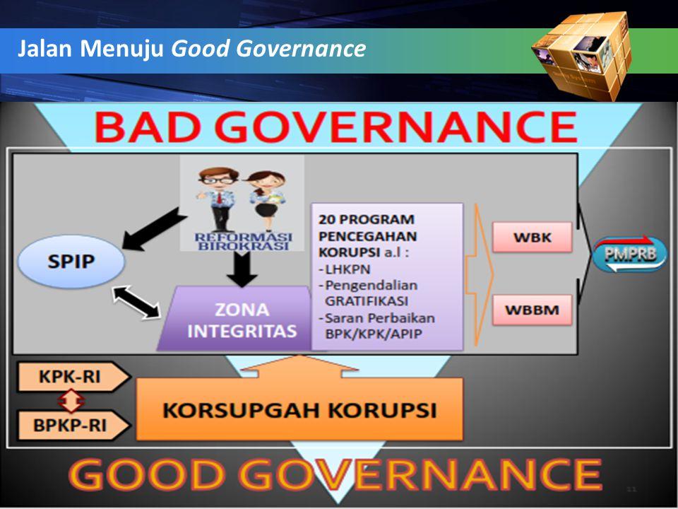 3 Jalan Menuju Good Governance