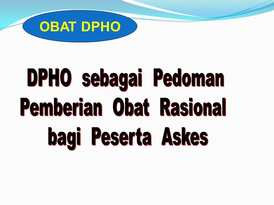 OBAT DPHO