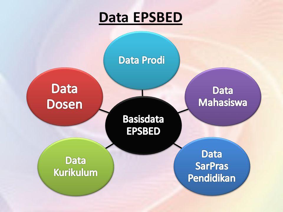 Data EPSBED