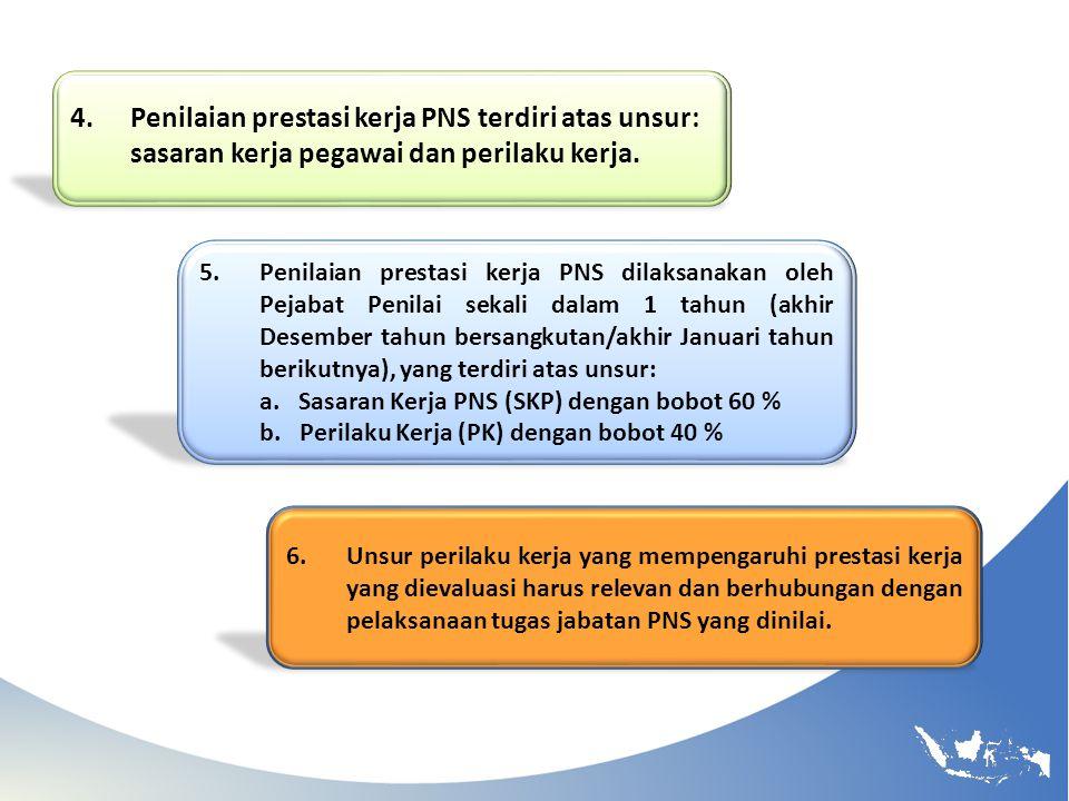 PEJABAT PENILAI DAN ATASAN PEJABAT PENILAI STRUKTURAL Pejabat Penilai bagi PNS yang menduduki jabatan struktural adalah Atasan Langsungnya.