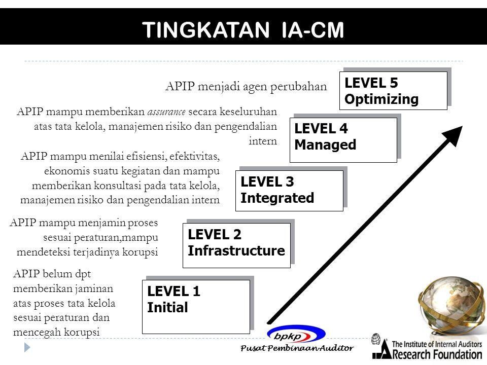 LEVEL 5 Optimizing LEVEL 5 Optimizing LEVEL 4 Managed LEVEL 4 Managed LEVEL 3 Integrated LEVEL 3 Integrated LEVEL 2 Infrastructure LEVEL 2 Infrastruct