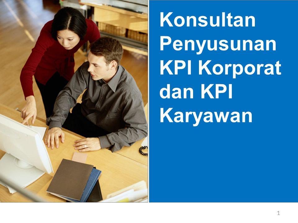 Konsultan Penyusunan KPI Korporat dan KPI Karyawan 1