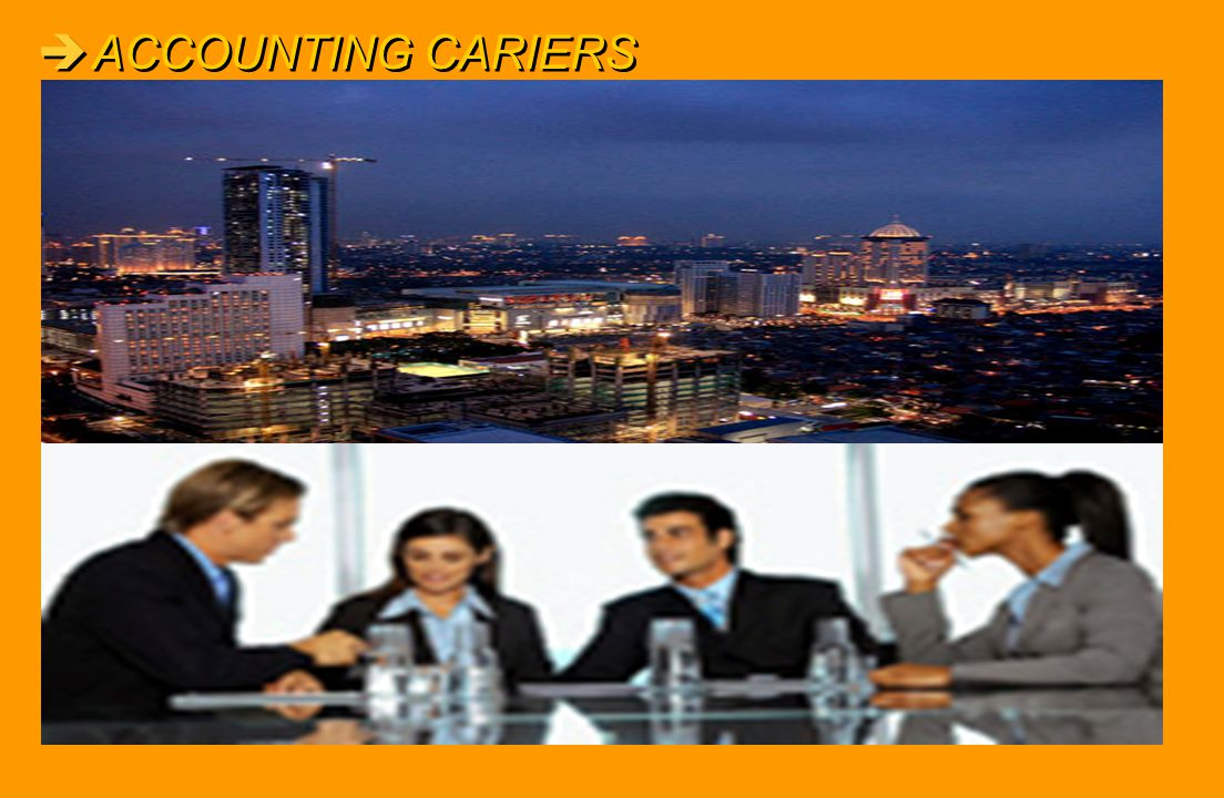 èACCOUNTING CARIERS