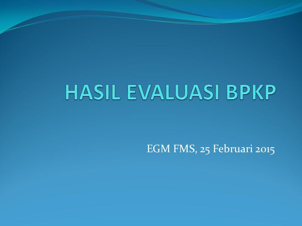 EGM FMS, 25 Februari 2015