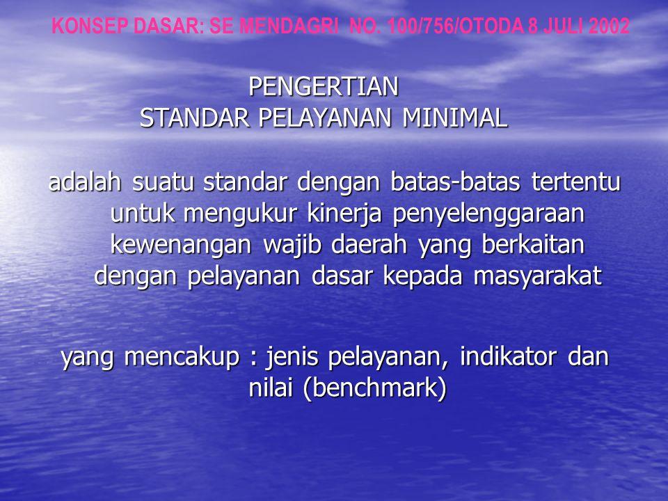 PENGELOLAAN DATA SPM BIDANG KESEHATAN DI KABUPATEN/KOTA Pusat Data dan Informasi Depkes RI Ujung Pandang, 19 Juni 2007