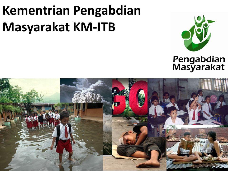 Kementrian Pengabdian Masyarakat KM-ITB