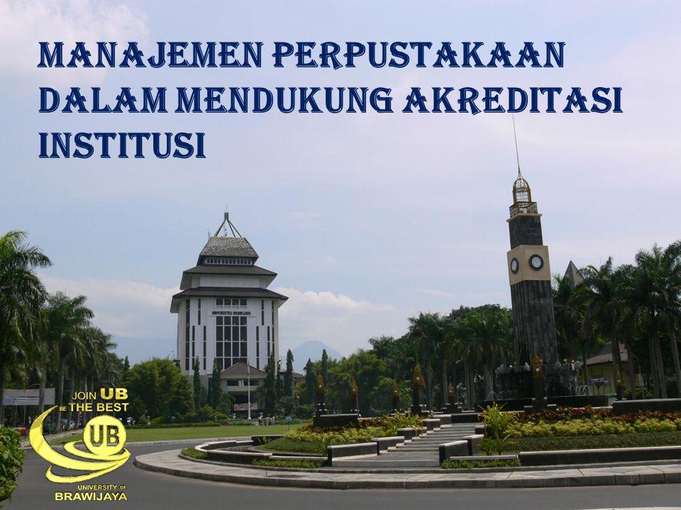 PERPUSTAKAAN Dra. Welmin Suharto, MLib. Kampus Machung 12 Oktober 2011 UB BAAK