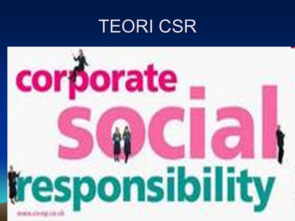Pengertian CSR CSR merupakan: komitmen bisnis yang berperan untuk pembangunan ekonomi, mendukung kerjasana antar karyawan dengan pimpinan, menciptakan komunikasi social guna meningkatkan kualitas hidup masyarakat sekitar, dengan cara- cara yang baik bagi kegiatan dan pengembangan perusahaan)