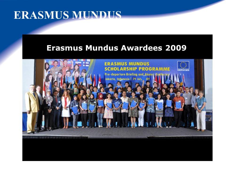 ERASMUS MUNDUS Erasmus Mundus Awardees 2008