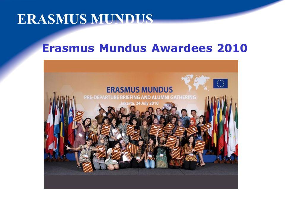 ERASMUS MUNDUS Erasmus Mundus Awardees 2009
