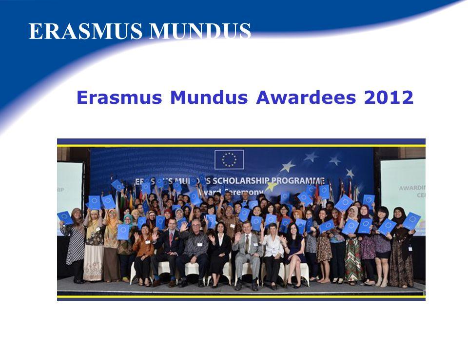 ERASMUS MUNDUS Erasmus Mundus Awardees 2011