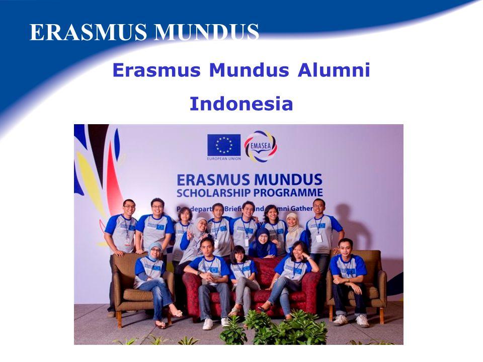 ERASMUS MUNDUS Erasmus Mundus Awardees 2012