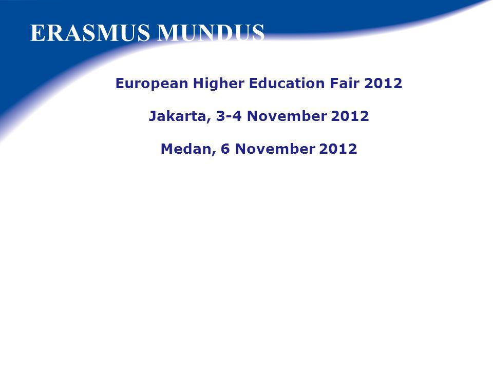 ERASMUS MUNDUS Untuk informasi lebih lanjut Bisa berkonsultasi dengan para Alumni Erasmus Mundus http://emundus.wordpress.com www.indoem.info Email ke