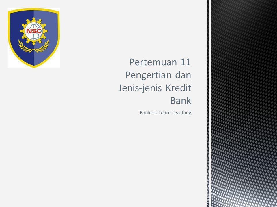  a) Cash Loan  Pinjaman uang tunai yang diberikan bank kepada  nasabahnya.