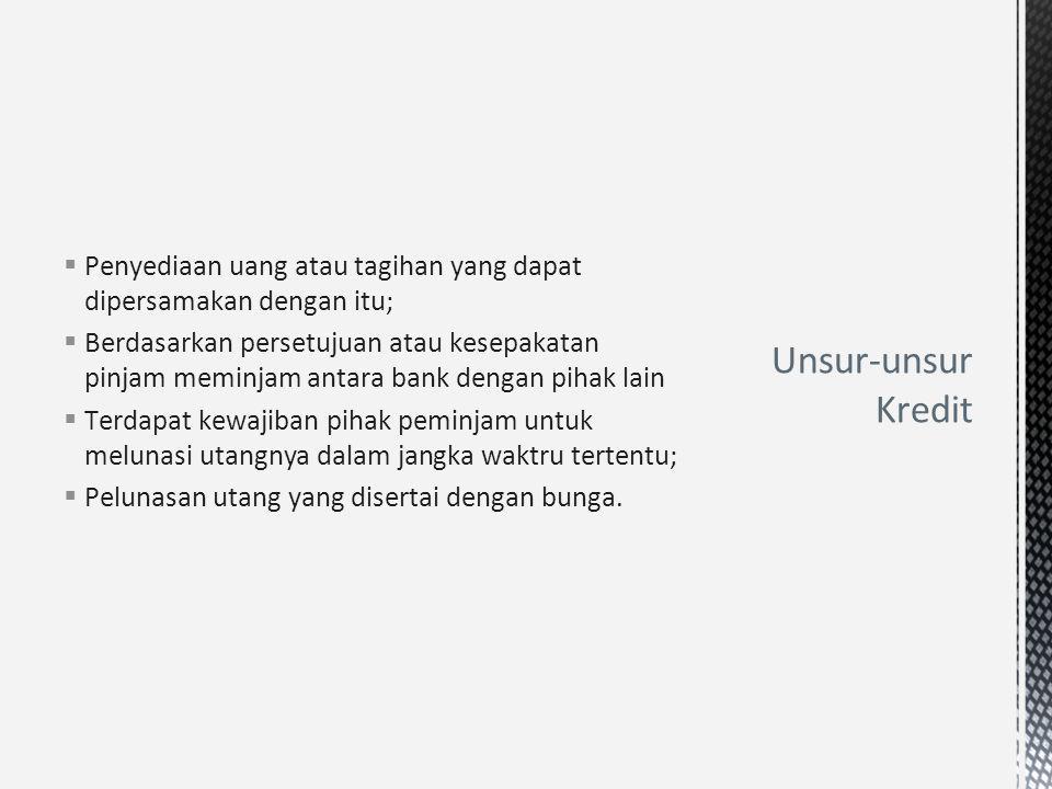  a) Two Step Loan ( TSL )  Suatu pinjaman yg diperoleh pemerintah dari lender (lembaga keuangan) di LN yg selanjutnya oleh pemerintah dipinjamkan kpd Participating Financial Institution (PFI/Bank) utk digunakan sbg pinjaman kpd berbagai proyek/perusahaan yg memenuhi syarat2 yg ditetapkan oleh peminjam.