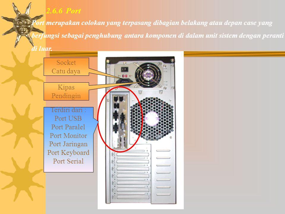 Tipe – tipe Kartu I/O Jenis Kartu I/OKeterangan Acccelererated Board Mempercepat pemrosesan Cache CardMenigkatkan kinerja Disk Coprosesor BoardMemungk