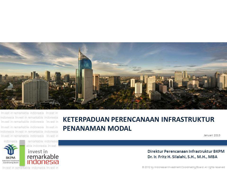 The Investment Coordinating Board of the Republic of Indonesia 12 Hukum dan Kebijakan Sektor : Telekomunikasi dan Minyak dan Gas Reformasi Kebijakan Penyediaan Infrastruktur di Indonesia RegulasiPenjelasan Telekomunikasi: UU No.