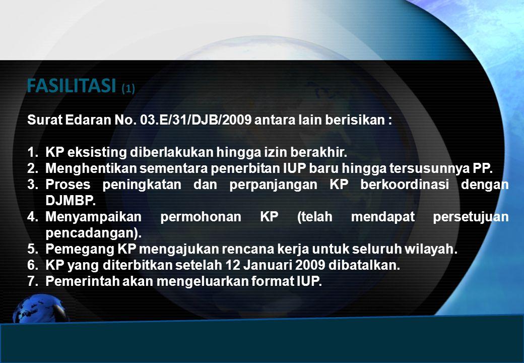 FASILITASI (1) Surat Edaran No.