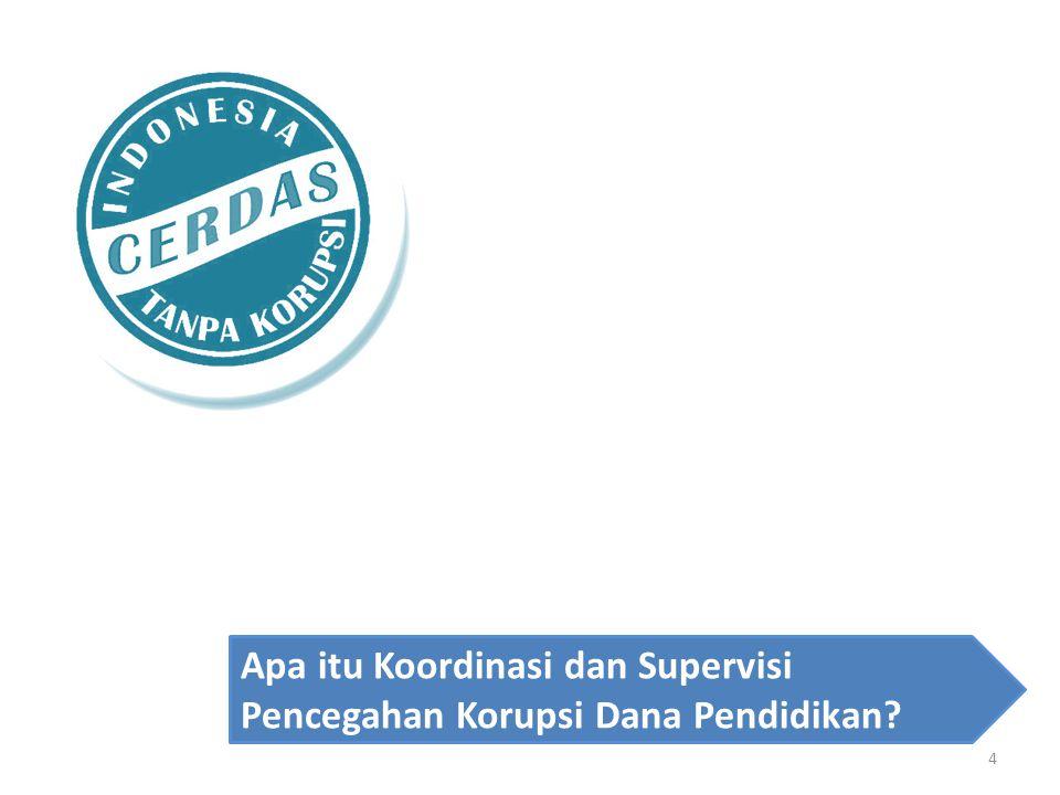 Apa itu Koordinasi dan Supervisi Pencegahan Korupsi Dana Pendidikan? 4