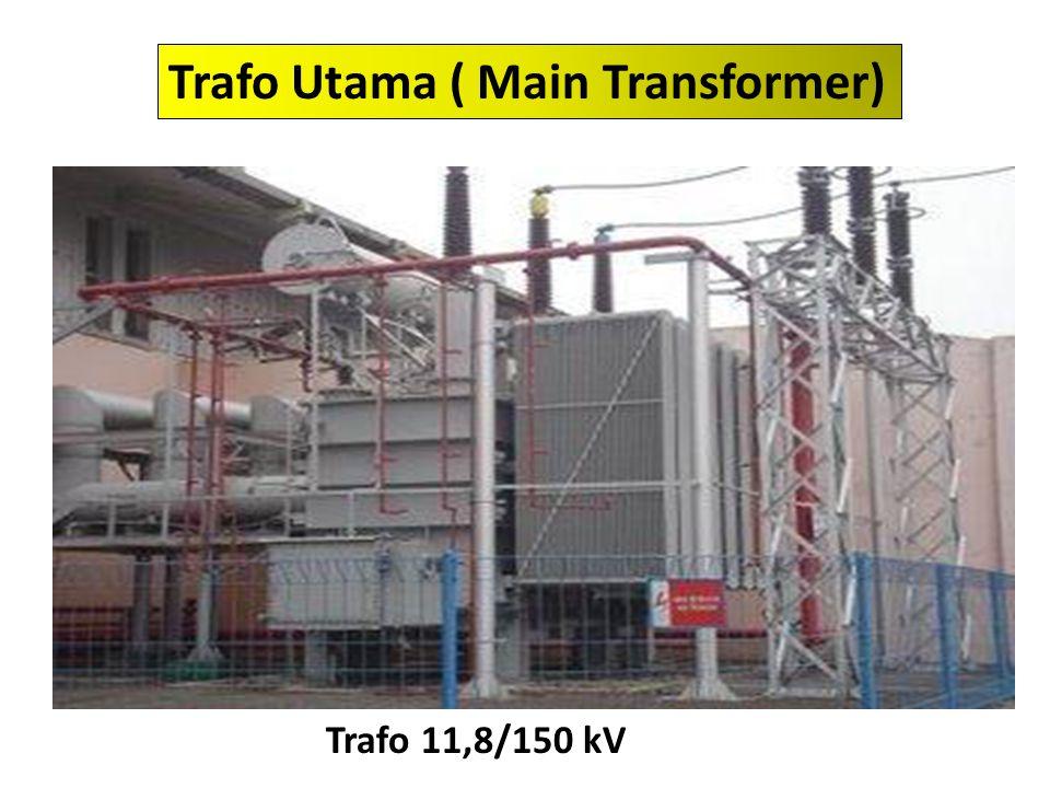 Trafo 11,8/150 kV