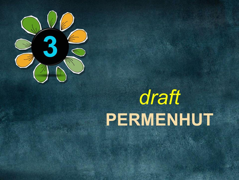 3 draft PERMENHUT